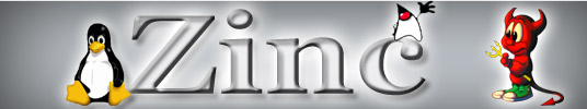 Zinc Website Logo